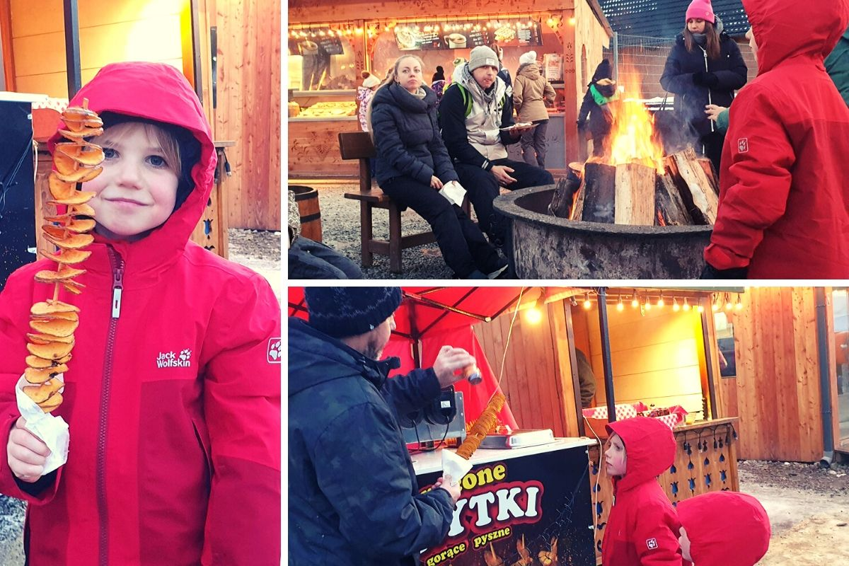 Polish Streetfood at Snowlandia