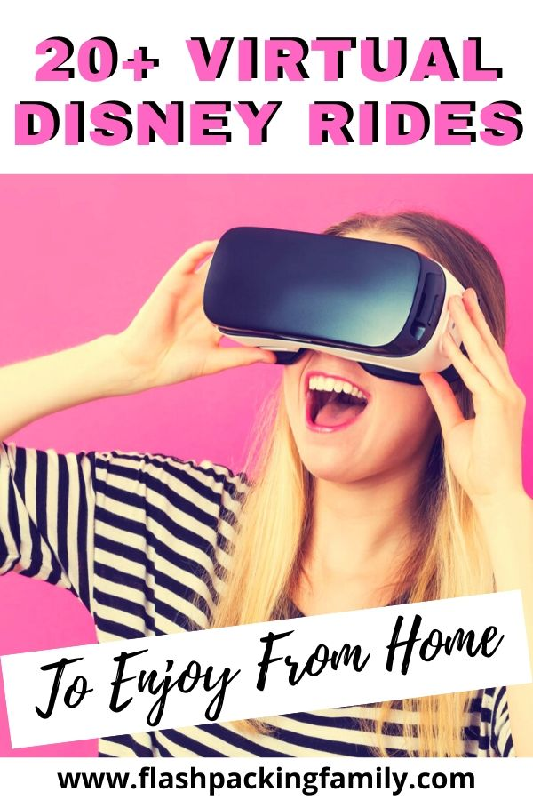 20+ Amazing Virtual Disney Rides to Enjoy from the Comfort of your Home 2
