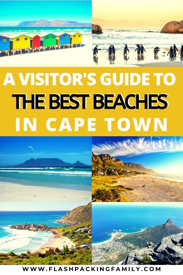 A Visitors Guide to the Best Beaches in Cape Town