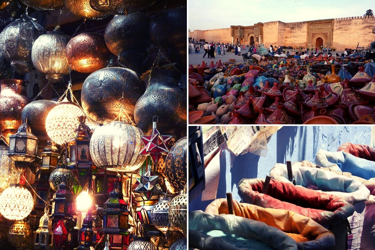 Sights of Morocco