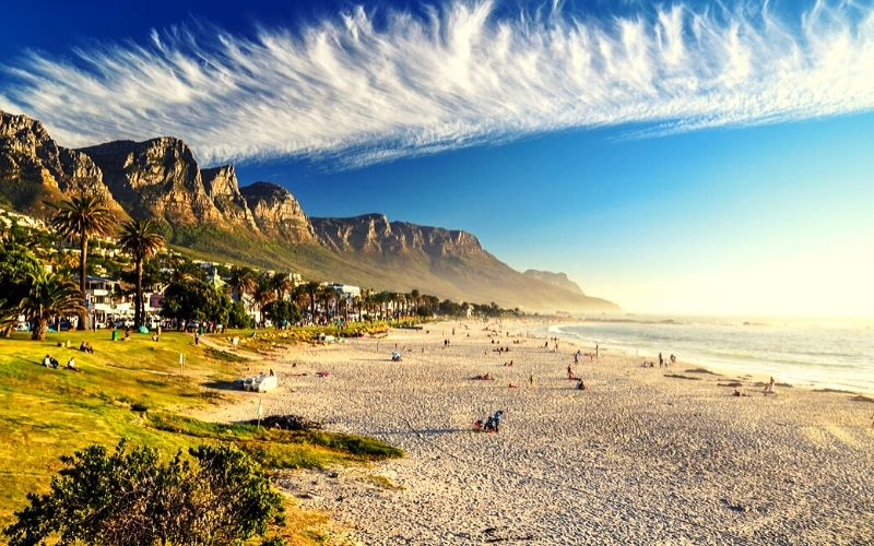 Camps Bay South Africa Family Travel Destination