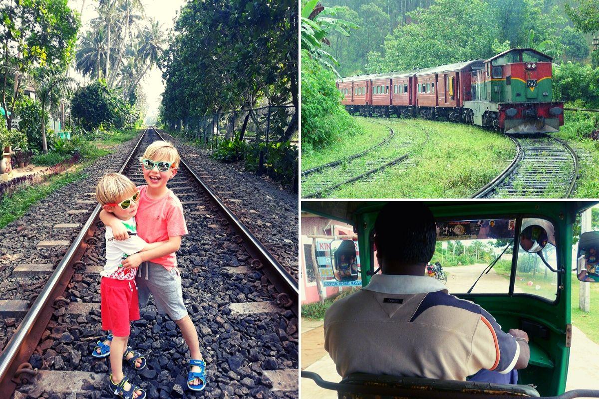 Transport options in Sri Lanka