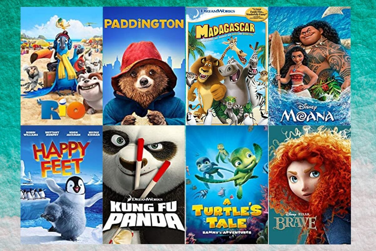 Travel Movies for Kids to Help with Virtual Travel