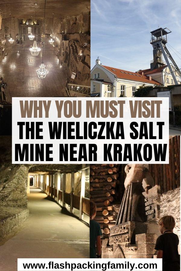Why you must visit the wieliczka Salt Mine near Krakow
