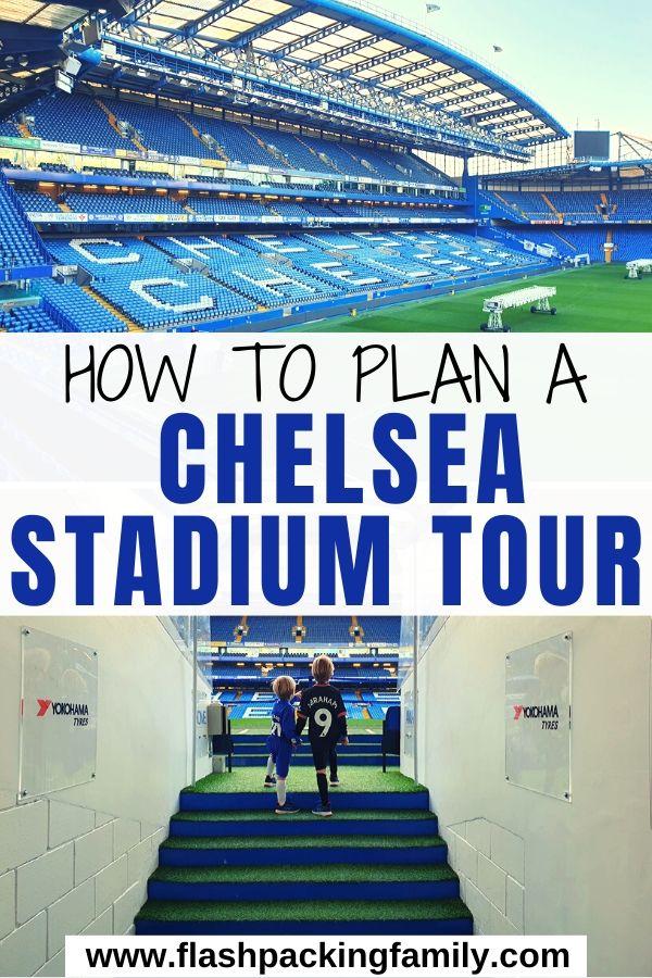 How to Plan a Chelsea Stadium Tour