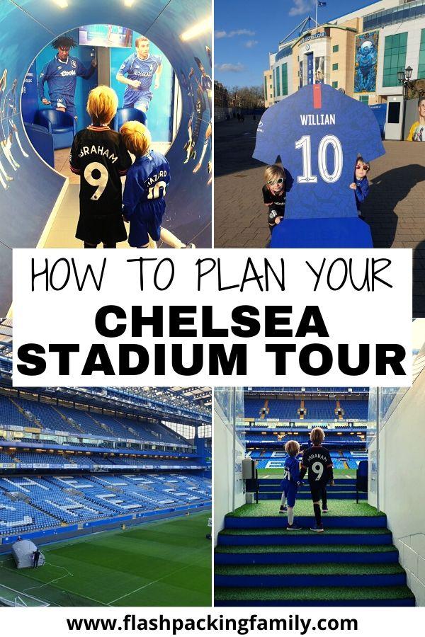 How to Plan Your Chelsea Stadium Tour