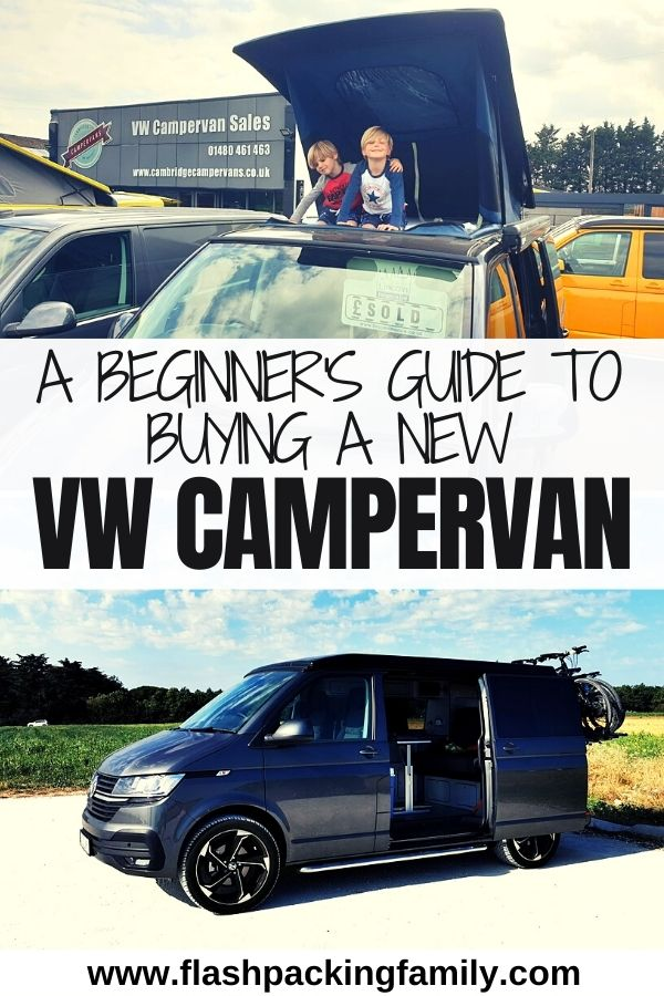 A Beginner's Guide to Buying a New VW Campervan