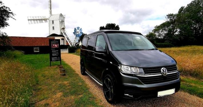 Our new VW Campervan