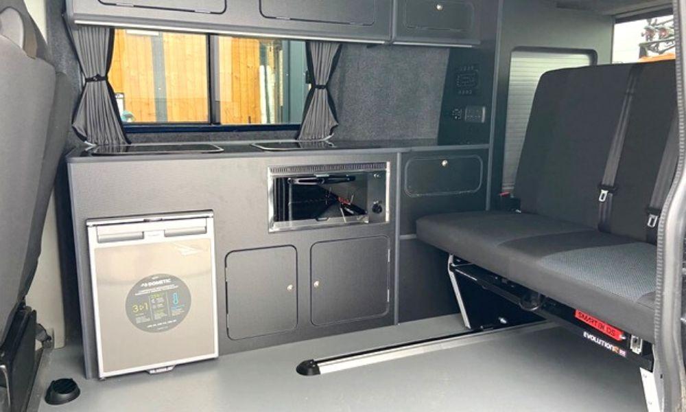VW Camper Smartbed
