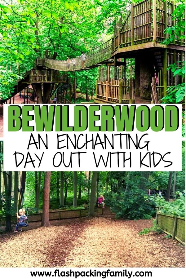 An enchanting day out with kids at Bewilderwood