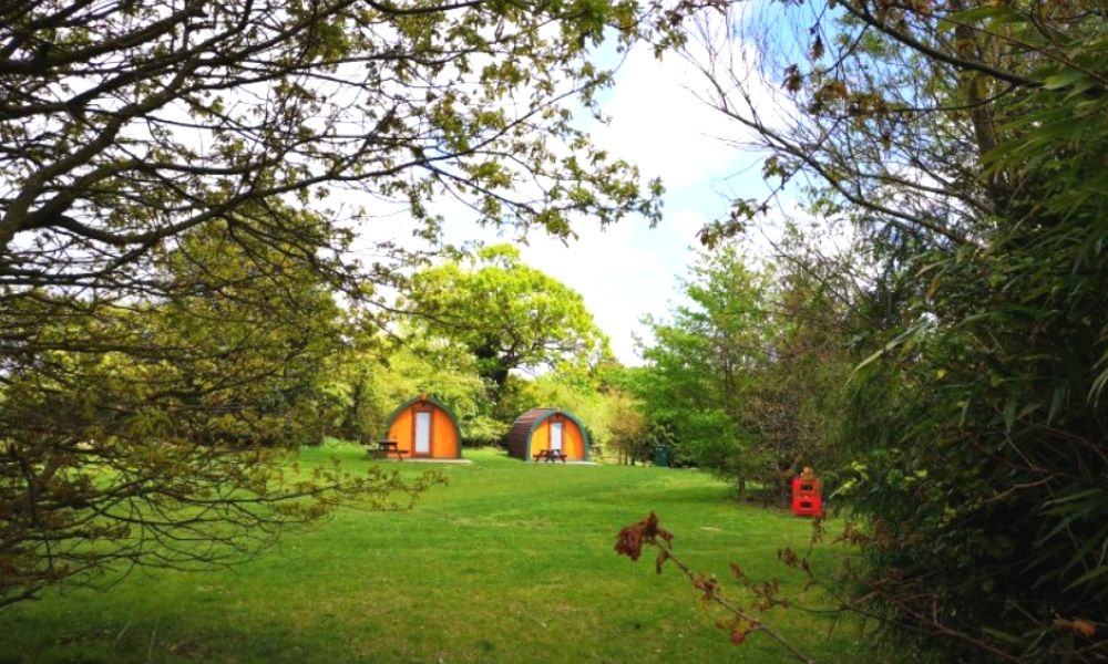 Cosy Camping in Suffolk