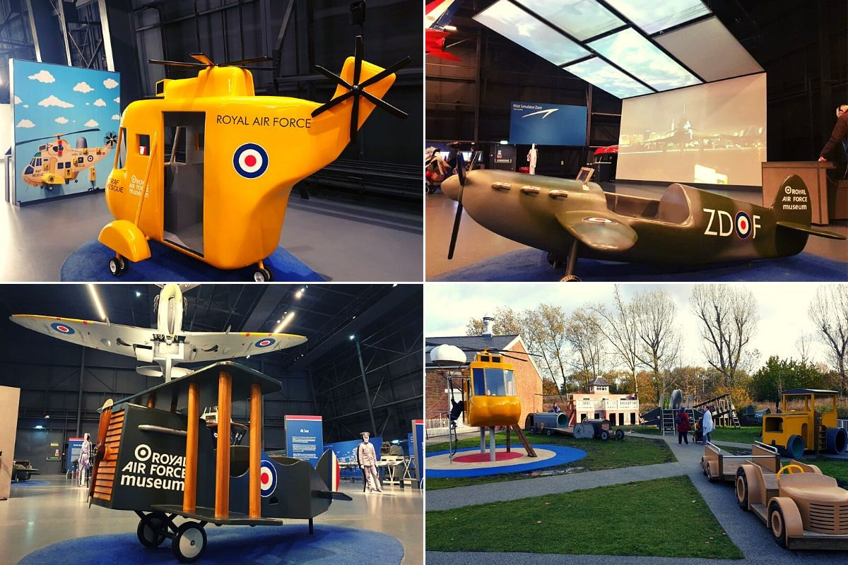 REF Museum London playgrounds