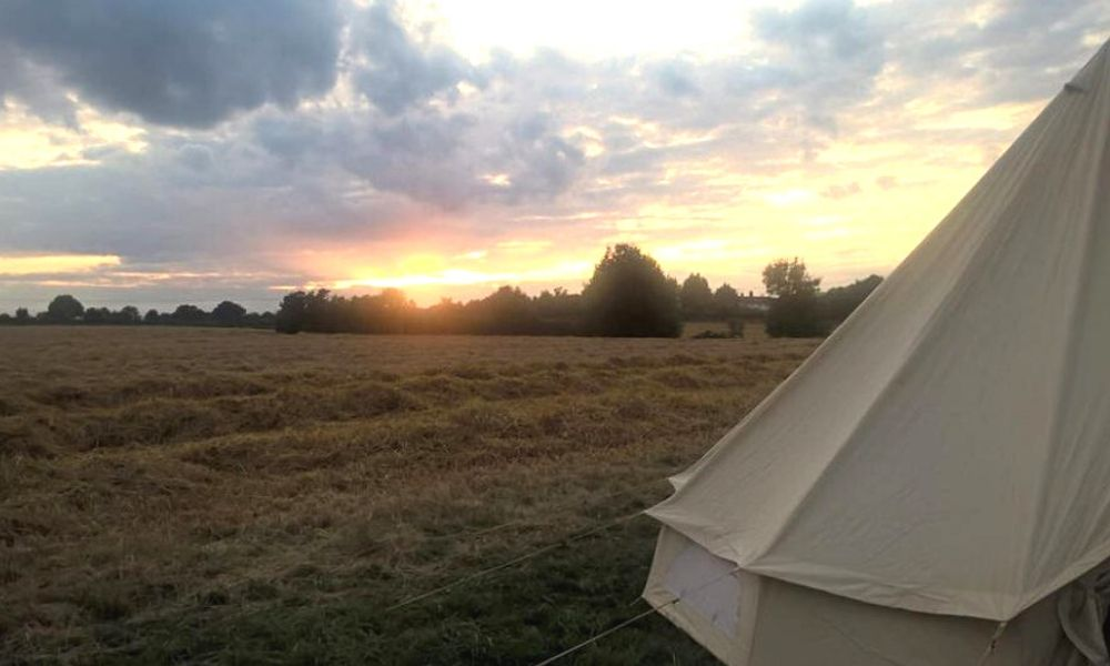 Little Ropers Woodland Camping