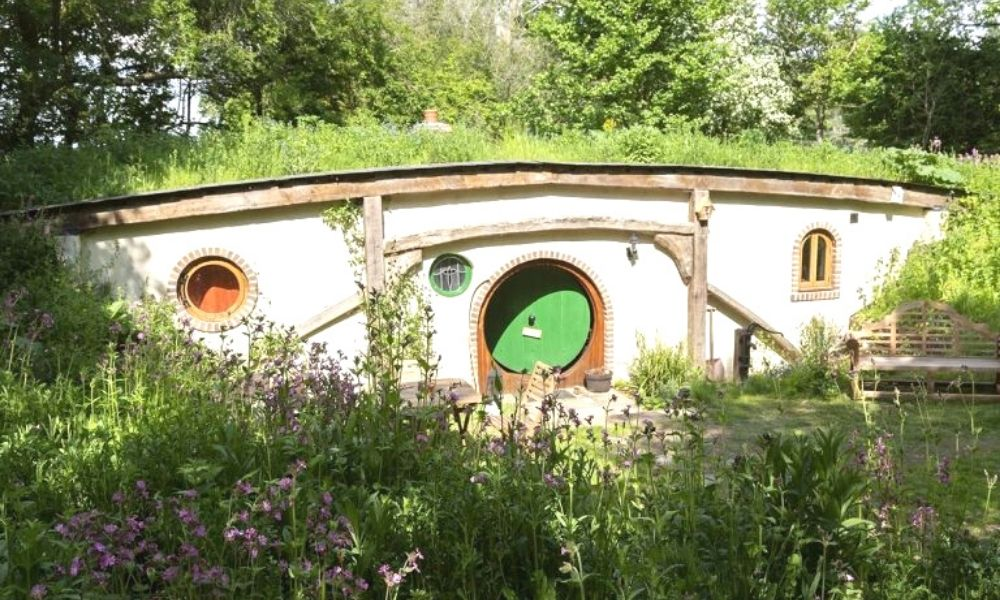 Pod Hollow at West Stow Pods in Suffolk