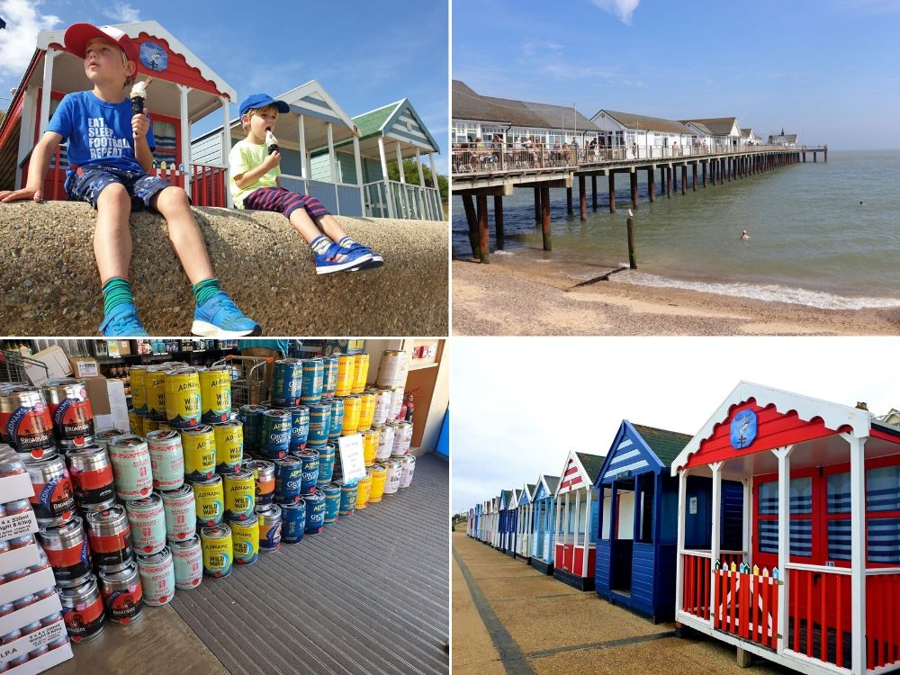 Sights of Southwold