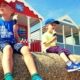 Southwold beach front