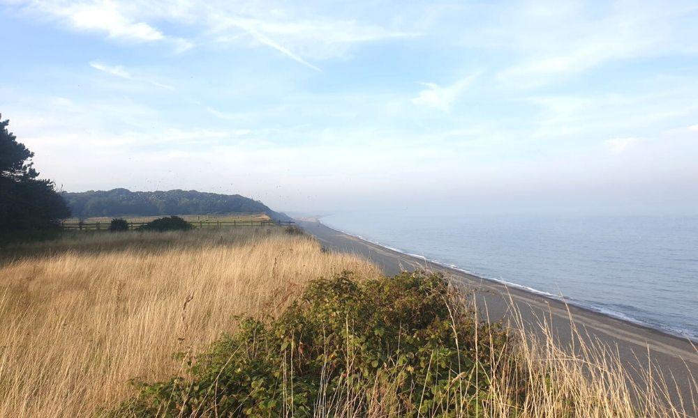 Suffolk Coast at Dunwich