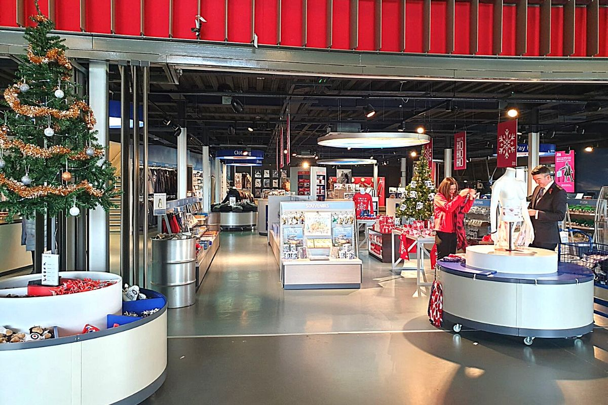 The Gift Shop at the RAF Museum London