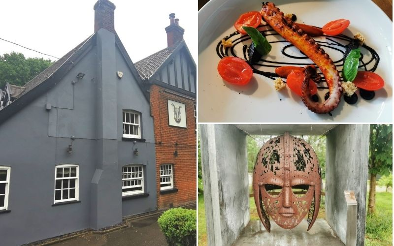 The Unruly Pig in Suffolk