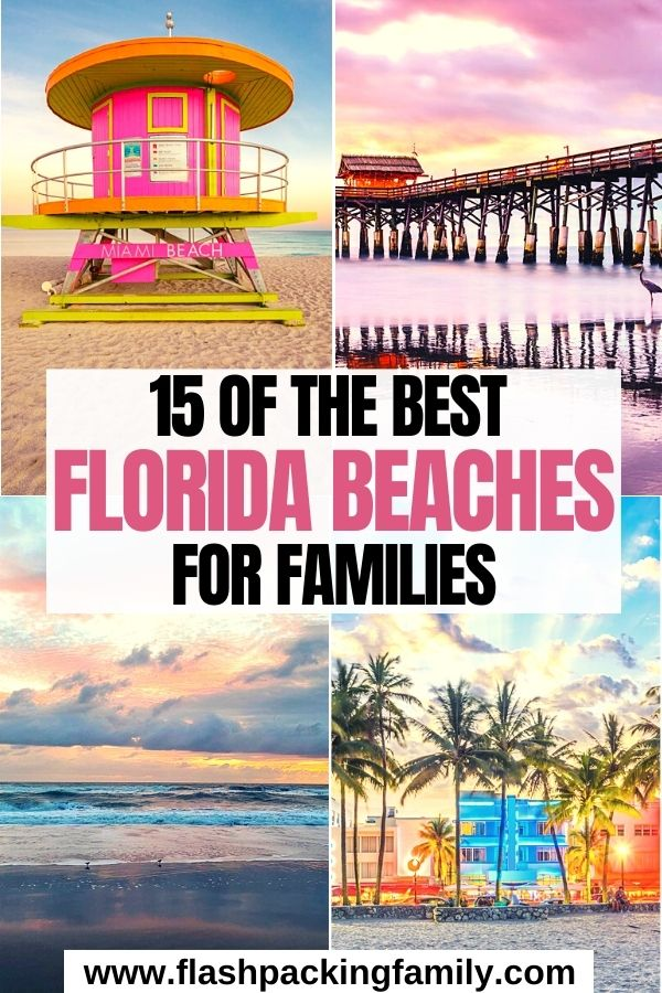 15 of the Best Florida Beaches for Families