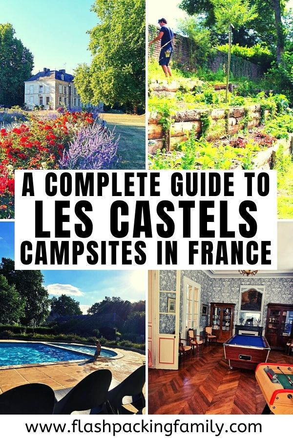 A Complete Guide to Les Castels Campsites in France