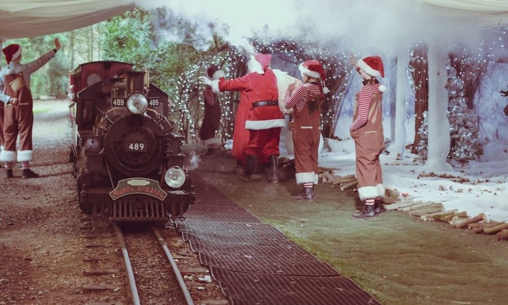 Audley End Christmas Special