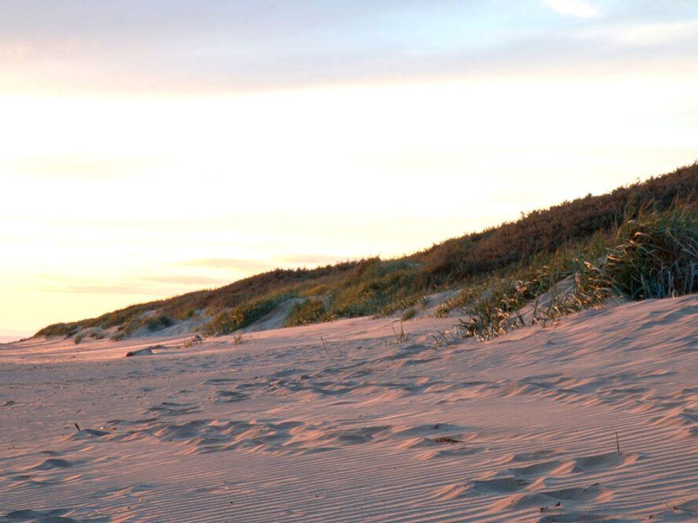 Brean Sands in Somerset