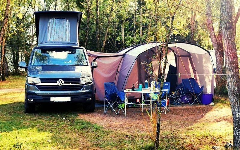 Camping Les Saules