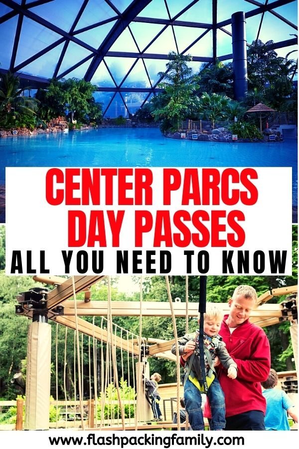 Center Parcs Day Passes - All You Need to Know