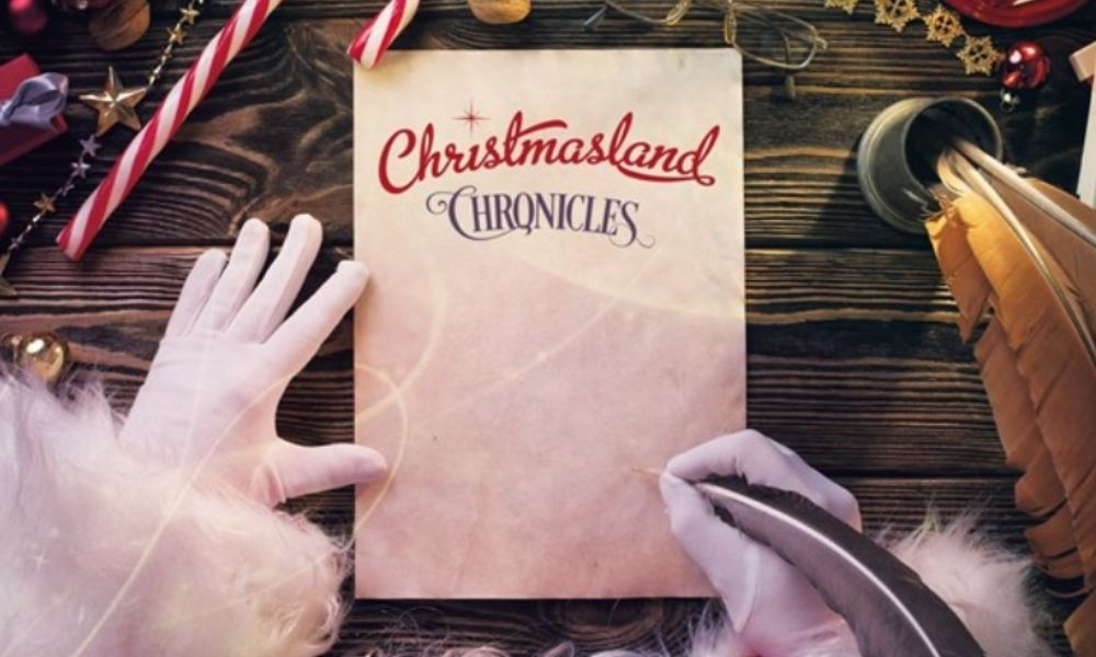 Christmasland at Bluestone