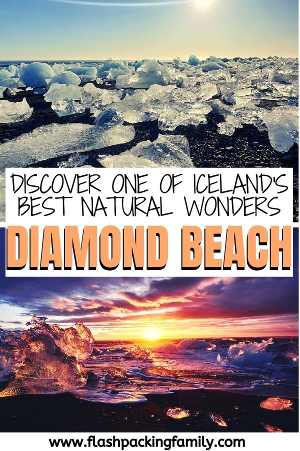 DIAMOND BEACH - discover one of Iceland's best natural wonders