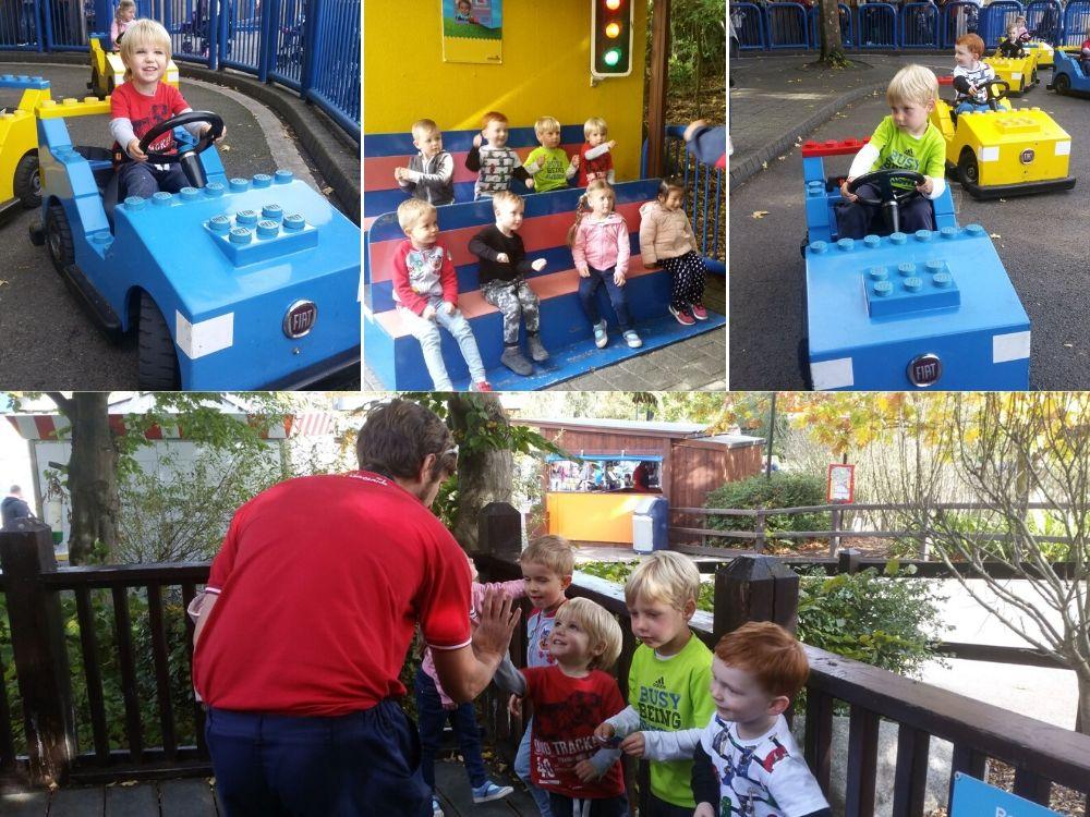 Driving School at Legoland Windsor