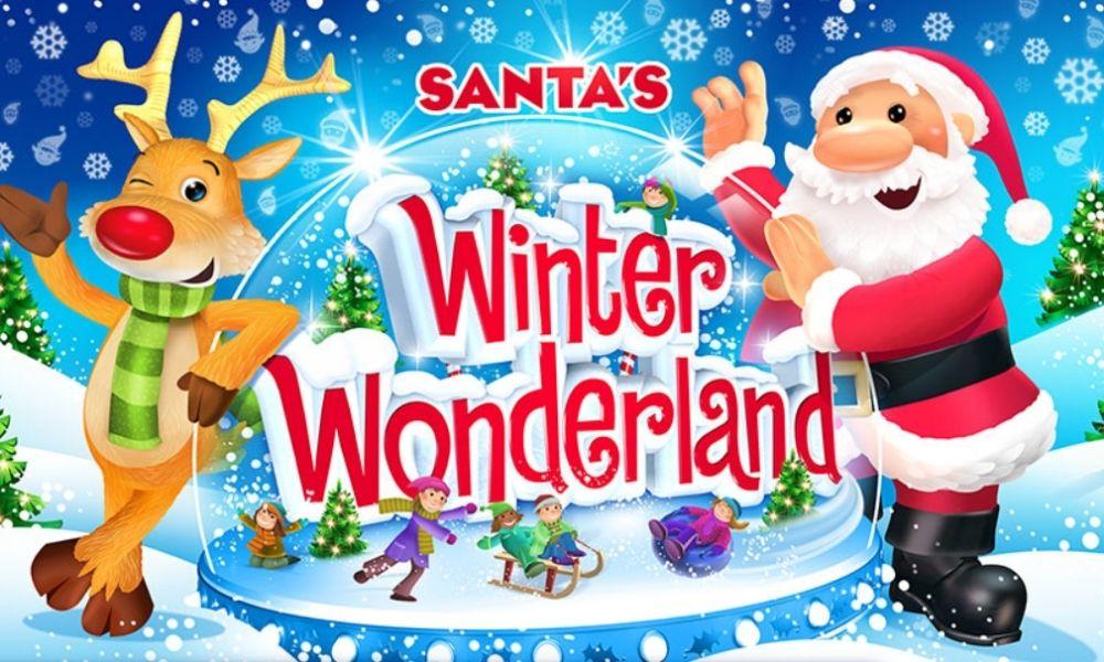 Santa's Winter Wonderland at Tamworth Snowdome