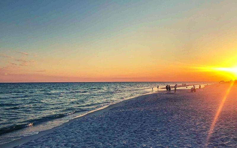 Sunnyside Beach in Florida