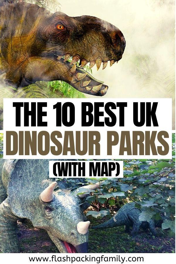 The 10 Best UK Dinosaur Parks