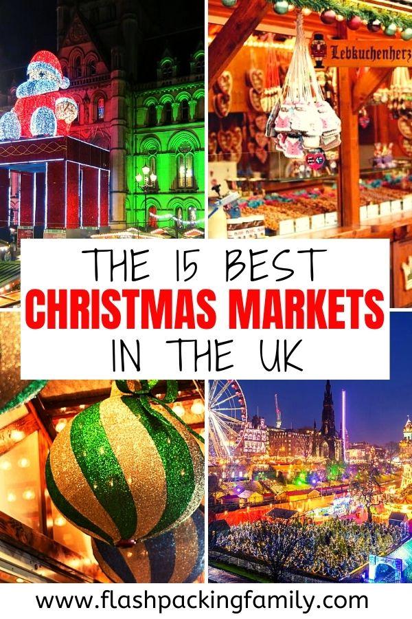 The 15 Best UK Christmas Markets 2020