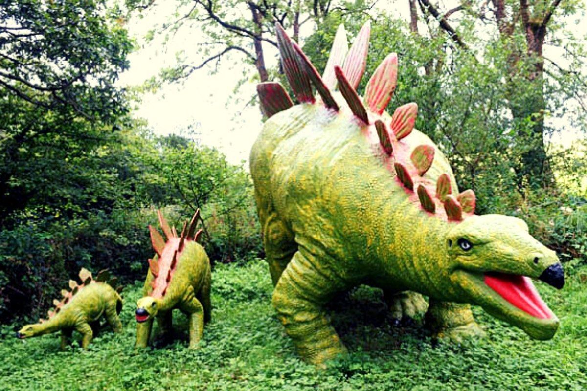 The Dinosaur Park Tenby
