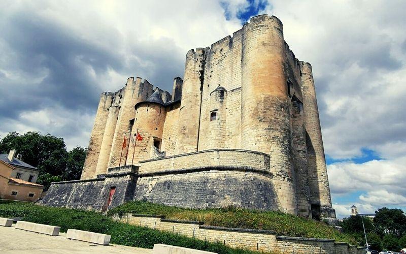 The Donjon de Niort