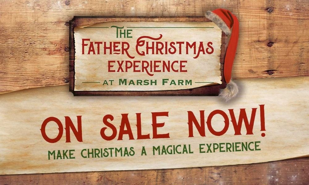 The Father Christmas Experience at Marsh Farm