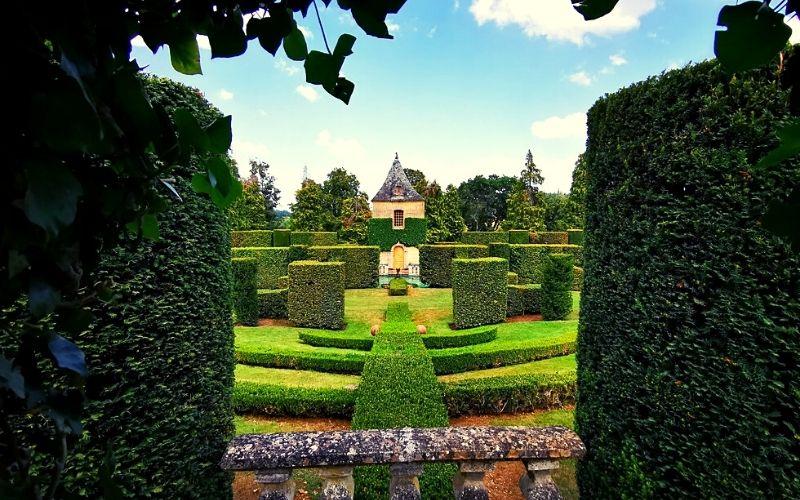 The Jardins d'Eyrignac