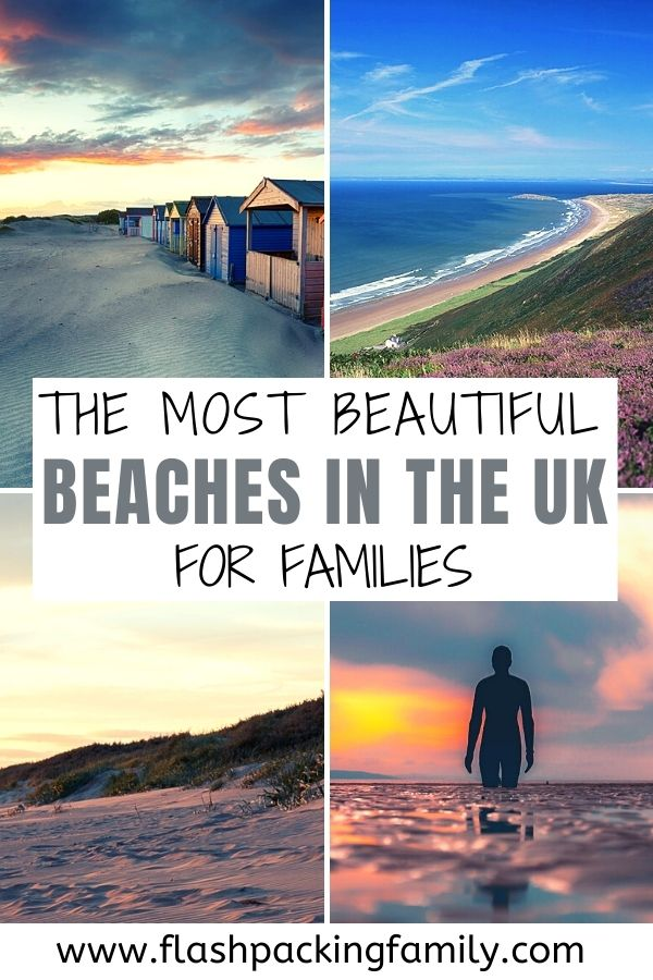 The best uk beaches for families