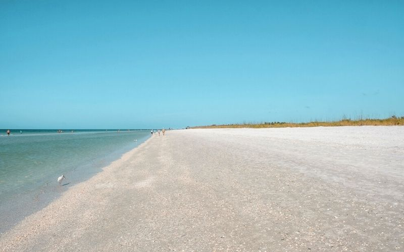 Tigertail Beach on Marco Island