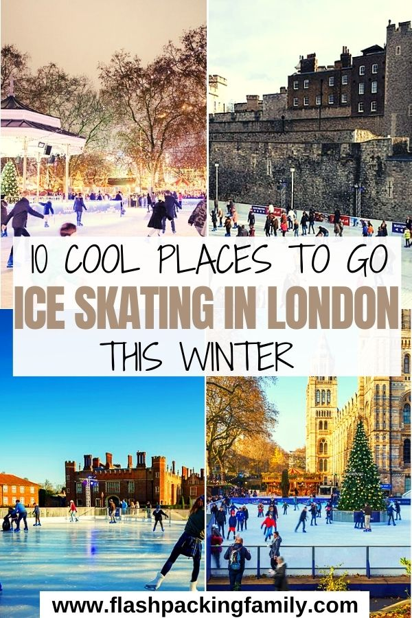 10 Cool Places to go Ice Skating in London this Winter