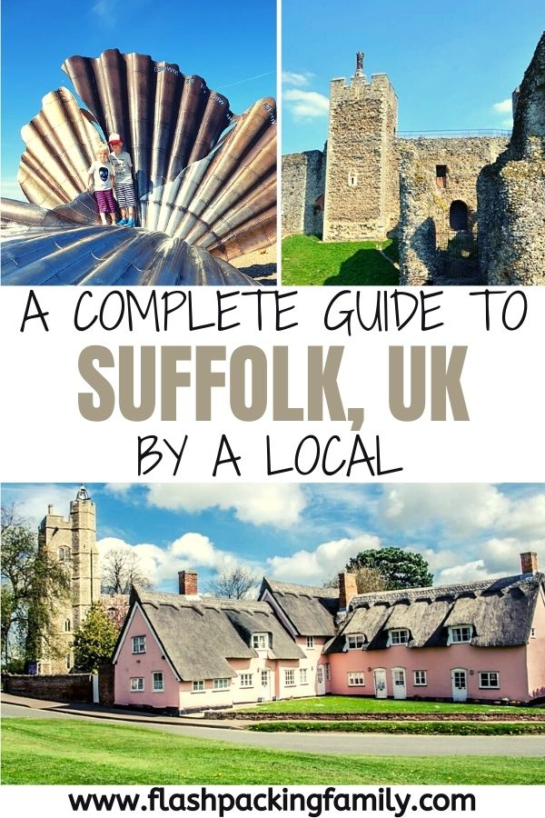 A Complete Guide to Suffolk by a Local