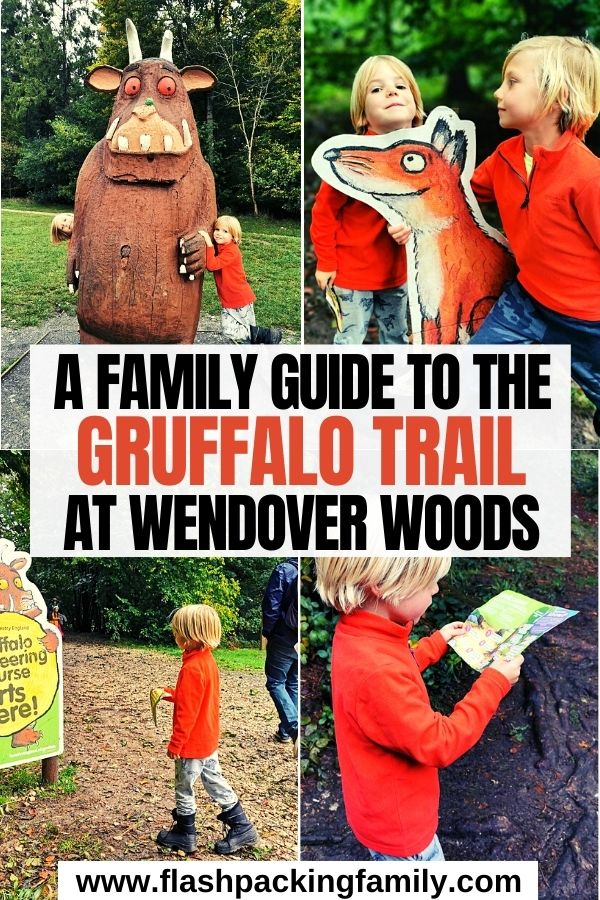 A Family Guide to the Gruffalo Trail at Wendover Woods