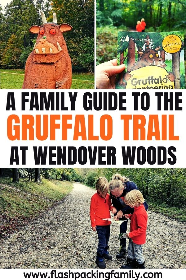 A Family Guide to the Wendover Woods Gruffalo Trail