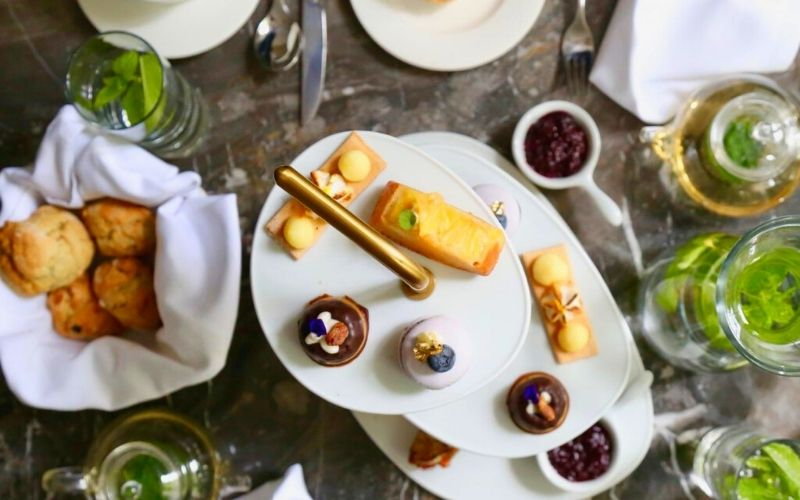 Cafe Forty One Afternoon Tea