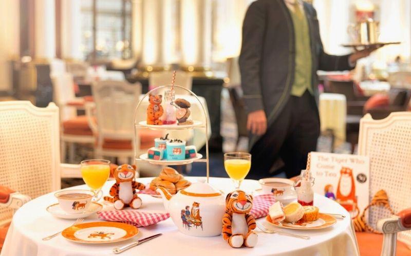 Children's Afternoon Tea at The Savoy
