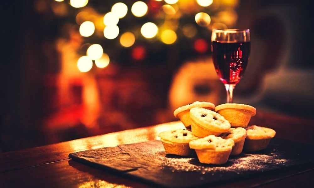 Christmas at the Ickworth Hotel