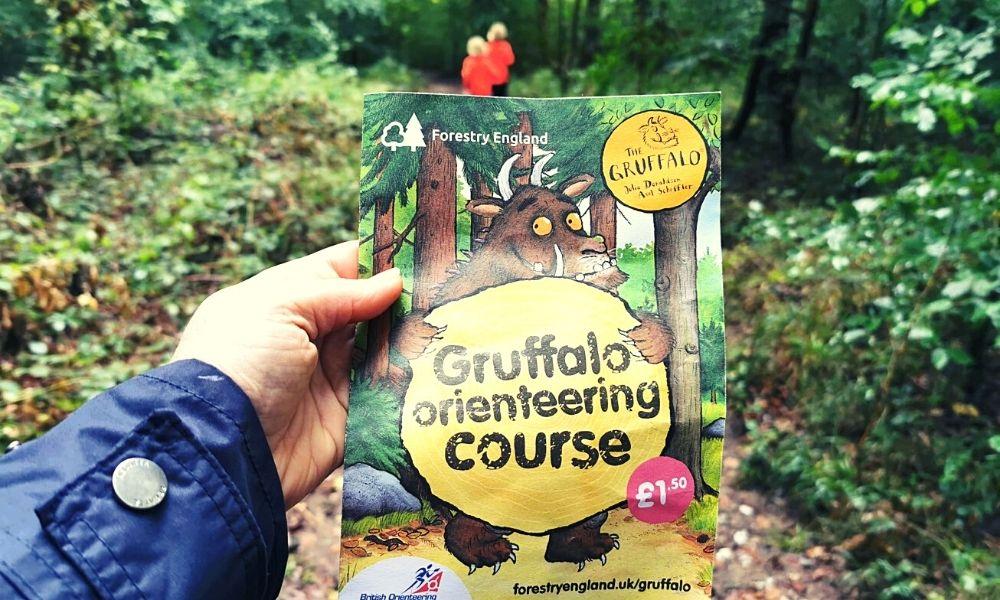 Gruffalo orienteering